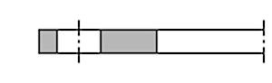 ガスケット形状:全面形